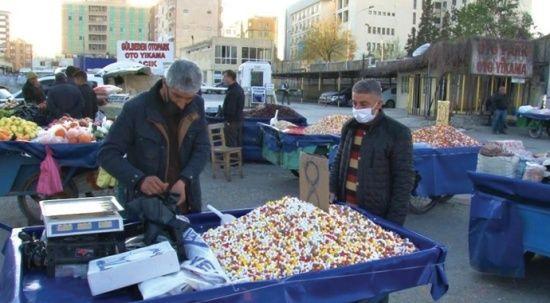 Pandemi seyyar satıcıların sayısını arttırdı