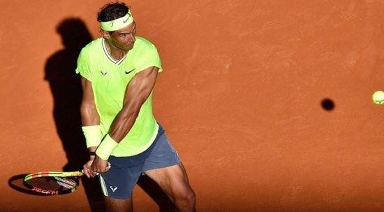 Rafael Nadal, Barcelona Açık'ta finale kaldı