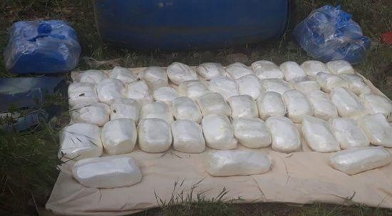 Soylu, Nusaybin kırsalında 50 kilogram plastik patlayıcı ele geçirildiğini açıkladı
