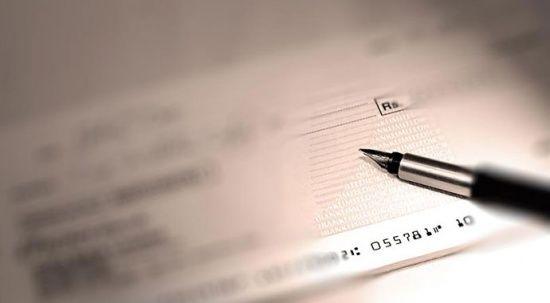 Ticaret Bakanlığı açıkladı: Çek ibrazında yeni karar