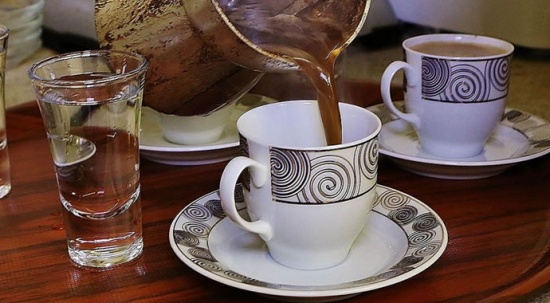 Türk kahvesi iştahı kesiyor