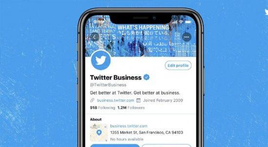 Twitter'dan işletmelere özel kullanıcı profili
