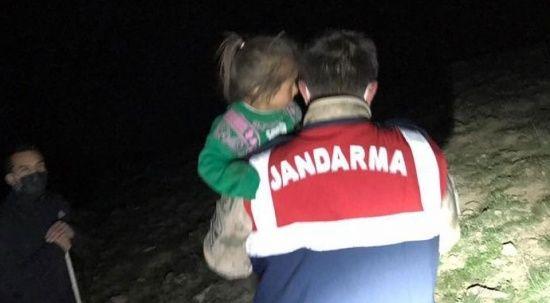 Van'da 3 yaşındaki kayıp çocuk bulundu