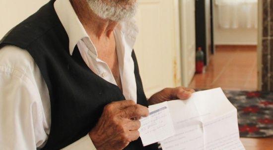 Yaşlı adam bir haftalık karısı tarafından 30 bin lira dolandırıldı