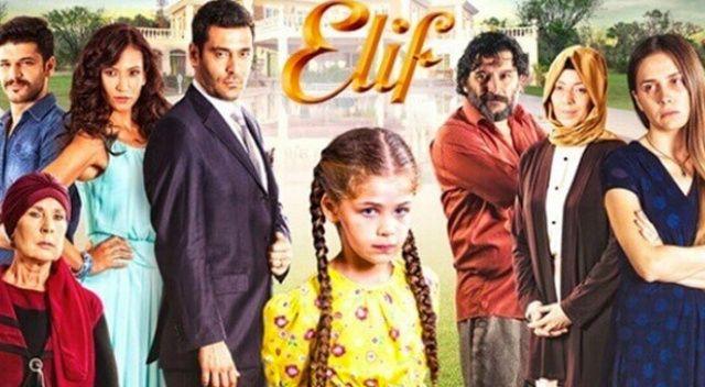 'Elif' dizisi Kolombiya'yı ekrana kilitledi