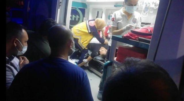 16 yaşındaki çocuk, telefonunu bulup teslim etmek isteyen kişiyi silahla yaraladı