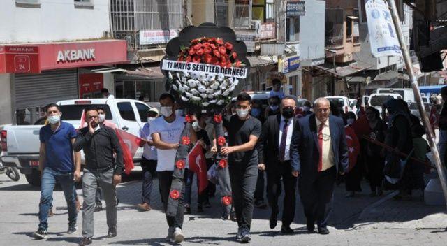 8 yıl önce Reyhanlı'da terör saldırınsa hayatını kaybeden 53 kişi anıldı