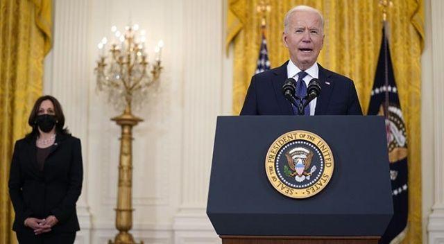 ABD Başkanı Biden, Filistin lideri Abbas'a yazılı mesaj gönderdi