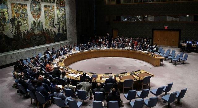 ABD engelledi, BM'nin Filistin toplantısı pazar gününe kaldı