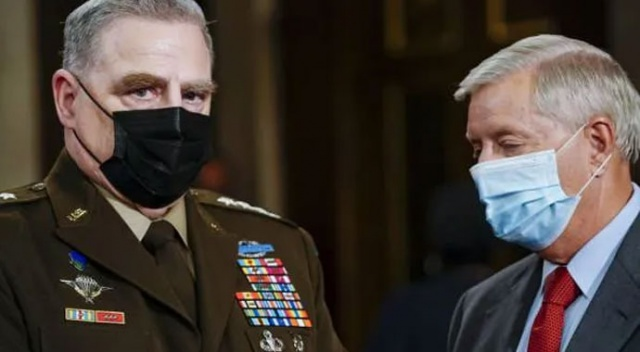 ABD Genelkurmay Başkanı: Afgan hükümeti Taliban'a karşı zor dayanır