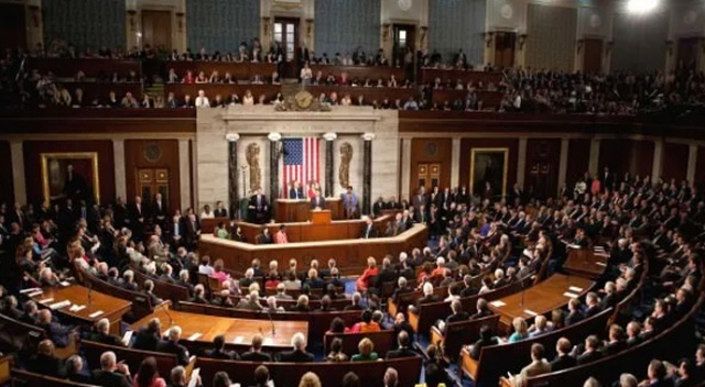 ABD kongre üyeleri Filistin zulmüne sessiz kalmadı
