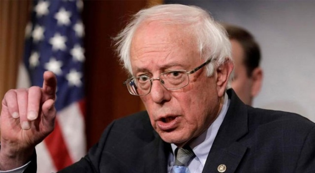 ABD'li Senatör'den Biden'a Filistin çağrısı: Rotamızı değiştirelim