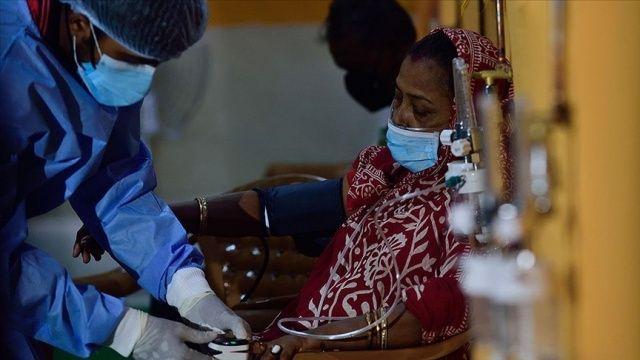 Afrika'da Kovid-19 sayısı 4 milyon 700 bine yaklaştı