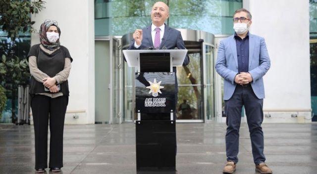 AK Parti İstanbul İl Başkan Yardımcısı Altunay, İBB'ye kayıp atları sordu