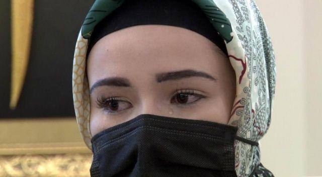 Alman genç kız, gördüğü rüyadan etkilenip Müslüman oldu