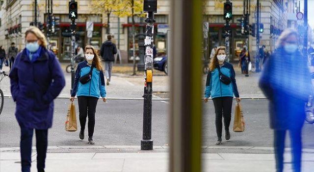 Almanya'da son 24 saatte korona virüsten 232 ölüm