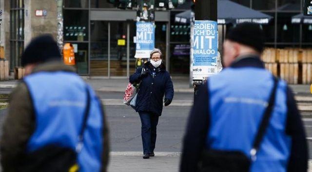 Almanya'da son 24 saatte koronavirüsten 284 can kaybı