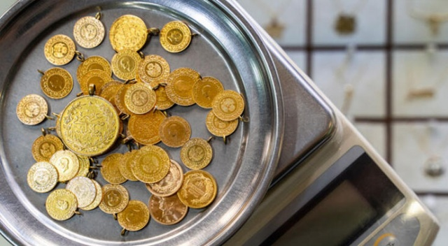 Altın parlıyor borsa bekliyor