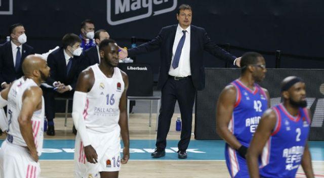 Anadolu Efes, Dörtlü Final için sahaya çıkacak