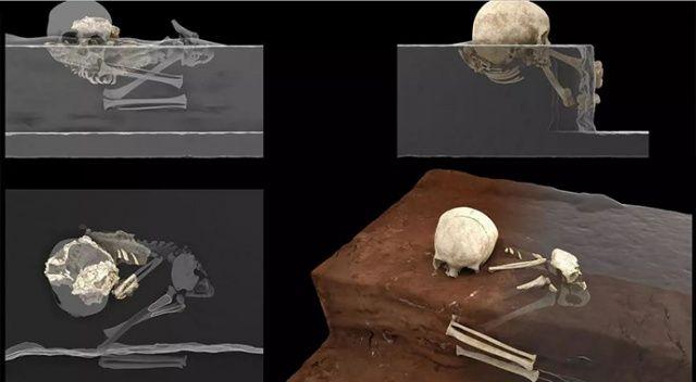 Arkeologlar Afrika kıtasının en eski insan mezarını keşfetti