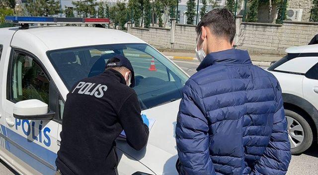 Aydın'da 1 haftada 1 milyon 70 bin lira 'korona' cezası kesildi