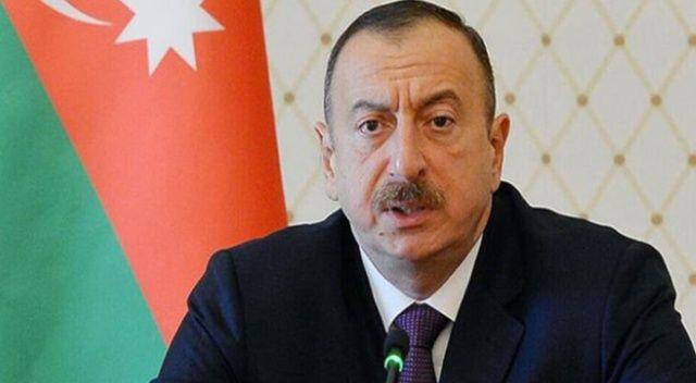Azerbaycan Cumhurbaşkanı İlham Aliyev'den bayram namazı açıklaması