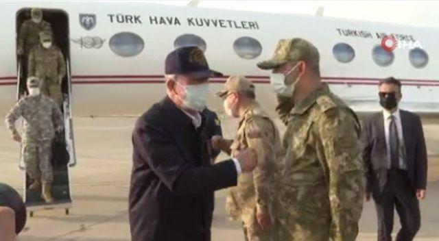 Bakan Akar, Pençe-Şimşek operasyonunun sevk ve idare edildiği Şırnak'ta