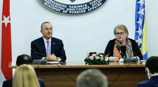 Bakan Çavuşoğlu: Dolaşıma sokulan kâğıtlar art niyetlilik