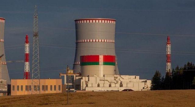 Belarus Nükleer Güç Santralinin 2. ünitesine ait reaktör yakıt yüklemesine hazır
