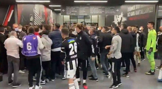 Beşiktaş'a ceza üstüne ceza yağdı