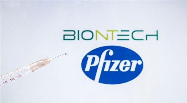 Anlaşma imzalandı! Türkiye'ye 60 milyon BioNTech aşısı