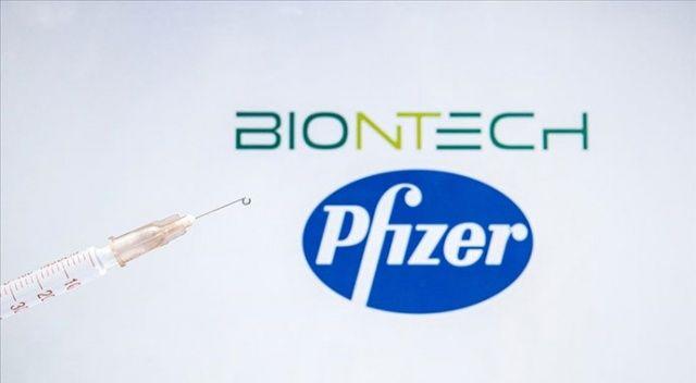 BioNTech-Pfizer aşısının AB'de 12-15 yaş grubu için değerlendirme süreci başladı