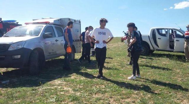 Botan Vadisi'nde kaybolan 4 arkadaşı AFAD ve UMKE kurtardı