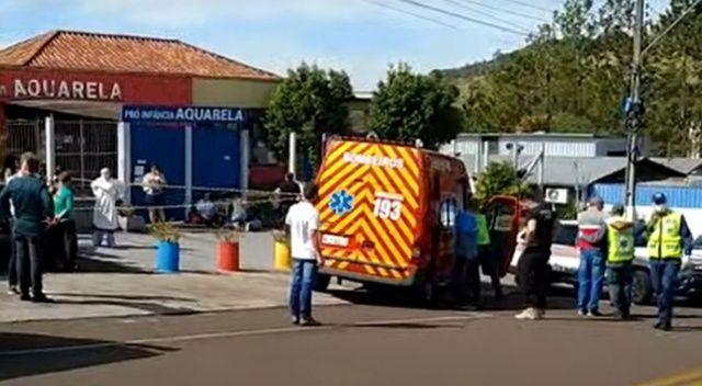 Brezilya'da bir genç dehşet saçtı: Çocuk bakımevindeki çocukları öldürdü