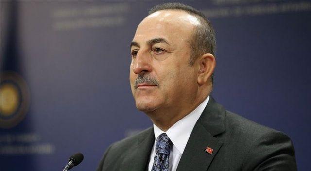 Çavuşoğlu: Libya'ya sağladığımız destek iç savaş, kardeş kavgası ve insanlık dramını önledi