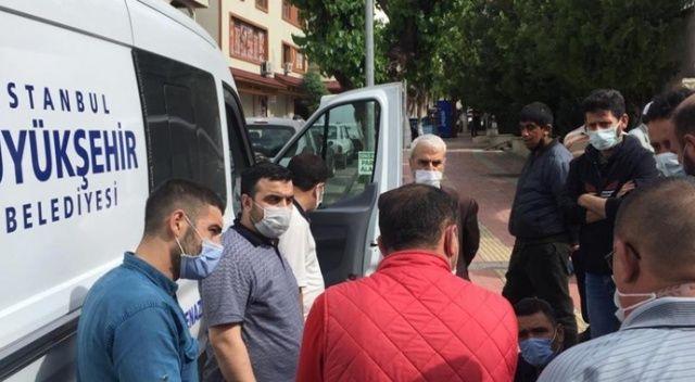 Cenazelerin karışması nedeni ile defin yarıda kalmıştı, Diyarbakır'da toprağa verildi