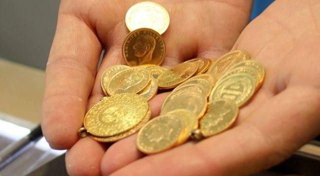 Çeyrek altın 790 lira oldu