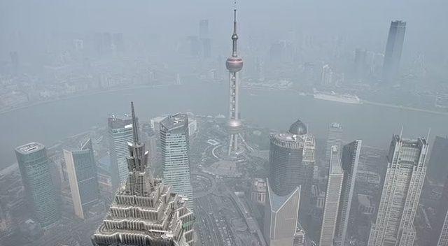 Çin 2019'da atmosfere gelişmiş tüm ülkelerin toplamından daha fazla sera gazı saldı