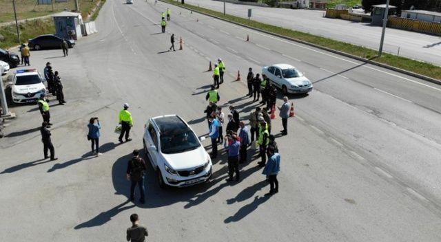 Çorum trafik kazalarındaki can kaybını yüzde 50 azaltan 10 ilden biri