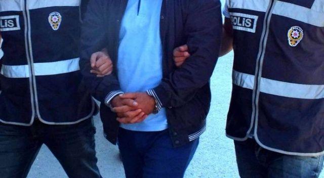 Cumhurbaşkanı Erdoğan'a hakaretten tutuklandı