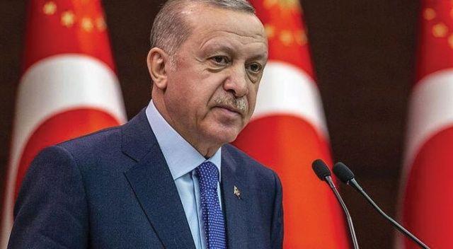 """Cumhurbaşkanı Erdoğan'dan """"1 Mayıs Emek ve Dayanışma Günü"""" paylaşımı"""