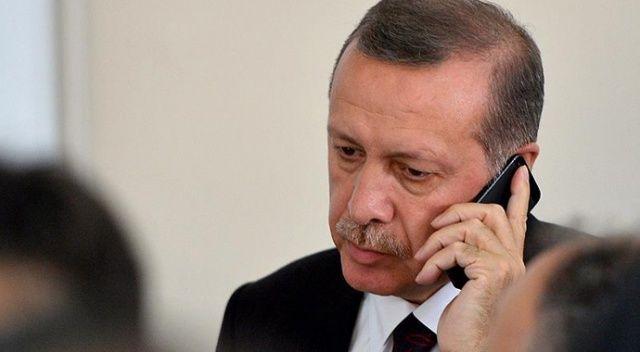 Cumhurbaşkanı Erdoğan'dan Filistin diplomasisi