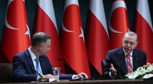 Cumhurbaşkanı Erdoğan duyurdu: Türkiye tarihinde bir ilk