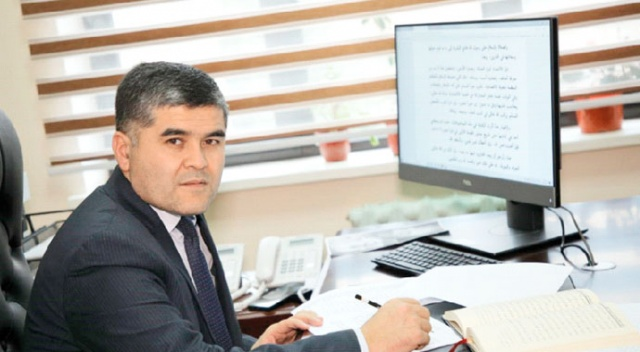 Dr. Devranbek Maksudov: Maturidi itikadı bizi birleştirir'