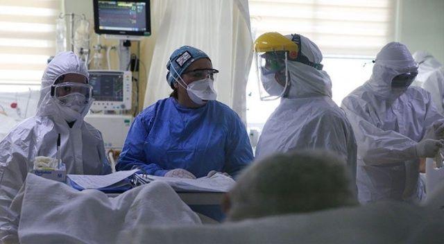 DSÖ: Son 2 haftadaki vaka sayısı pandeminin ilk 6 ayından daha fazla