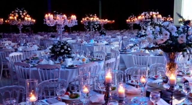 Düğün sektörü normalleşmeyle birlikte faaliyete başlamak istiyor