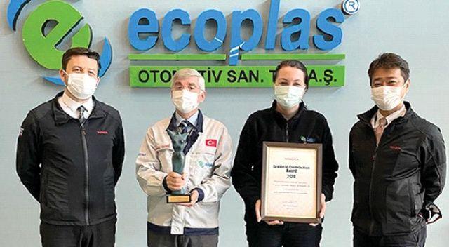 Dünya devi markadan Türk tedarikçiye ödül
