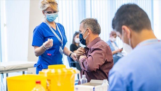 Dünya genelinde 1,16 milyardan fazla doz Kovid-19 aşısı yapıldı