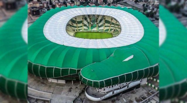 Dünyaca ünlü hesaptan Timsah Arena paylaşımı