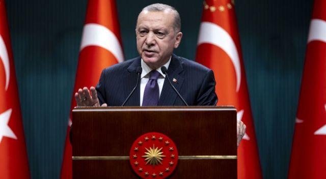 Erdoğan: Arşivlerimizde milyonlarca belge var